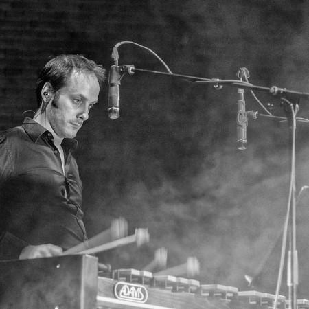 Der Mann am Vibraphon: Michael Gambacurta