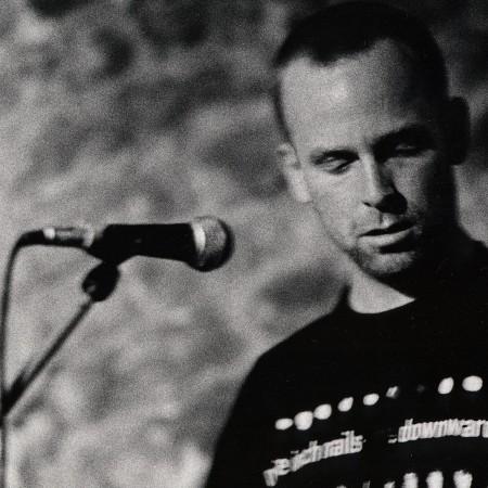 Toby 1999 auf dem WGT in der Moritzbastei