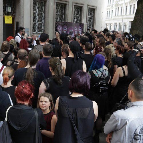 Trotz des großen Andrangs bot sich ein überaus aufmerksames Publikum