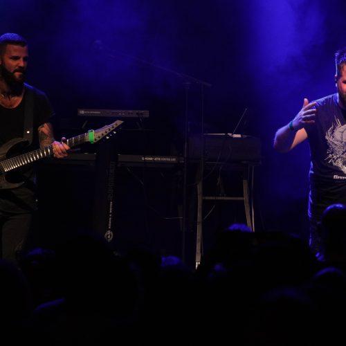 Ben und RIG geben eine improvisierte Danzig-Coverversion zum Besten